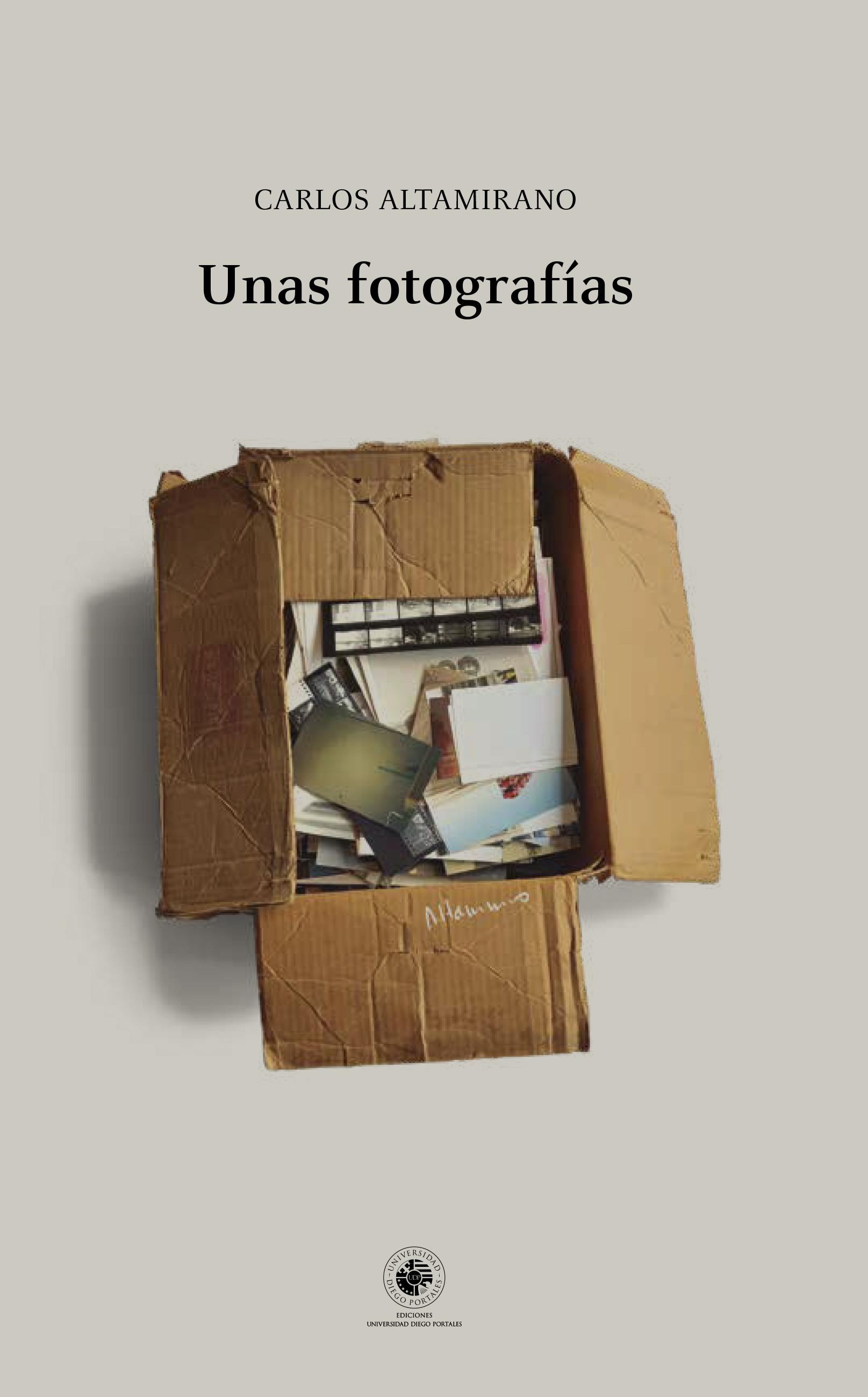 UNAS FOTOGRAFÍAS – Ediciones UDP